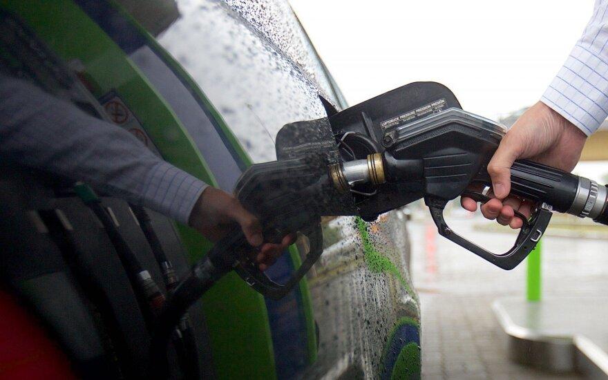 Co robić, kiedy do baku wleje się niewłaściwe paliwo