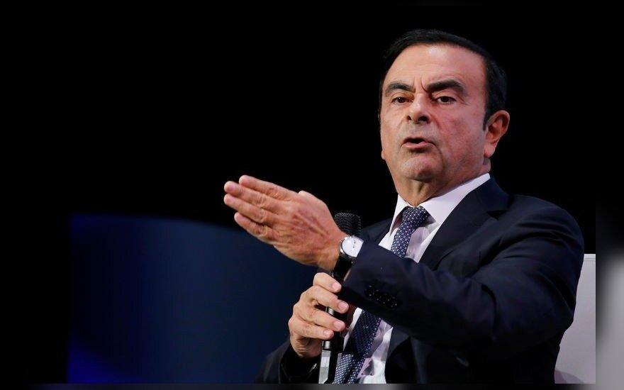 Президент Nissan арестован за финансовые махинации