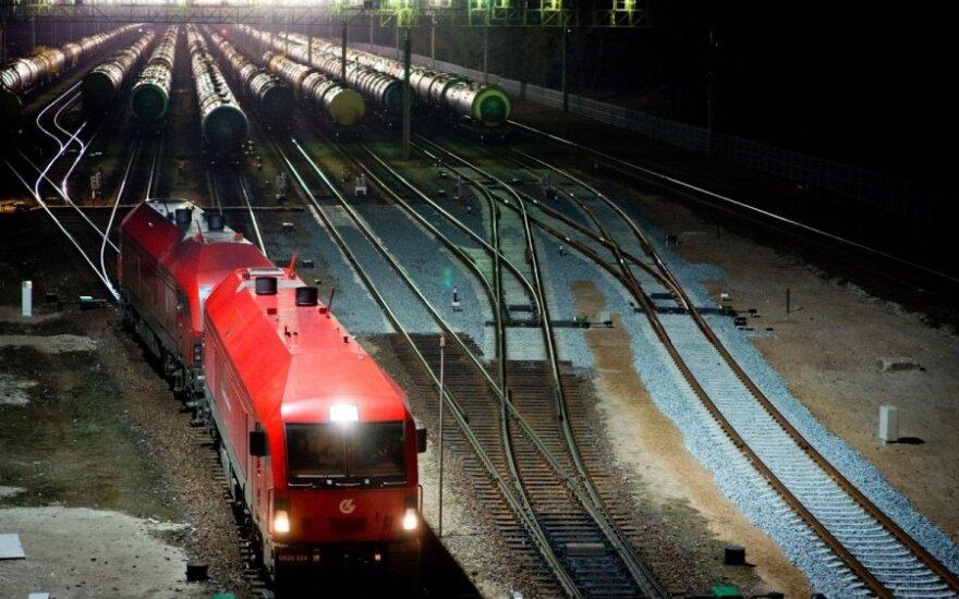 Первый состав с российской нефтью для Беларуси отправится из Клайпеды в четверг вечером