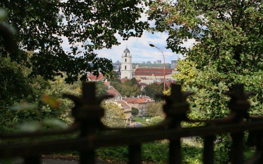В старой части столицы Литвы появится квартал роскошных домов