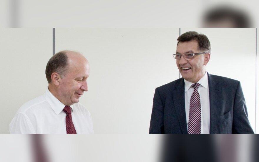 Andrius Kubilius ir Algirdas Butkevičius