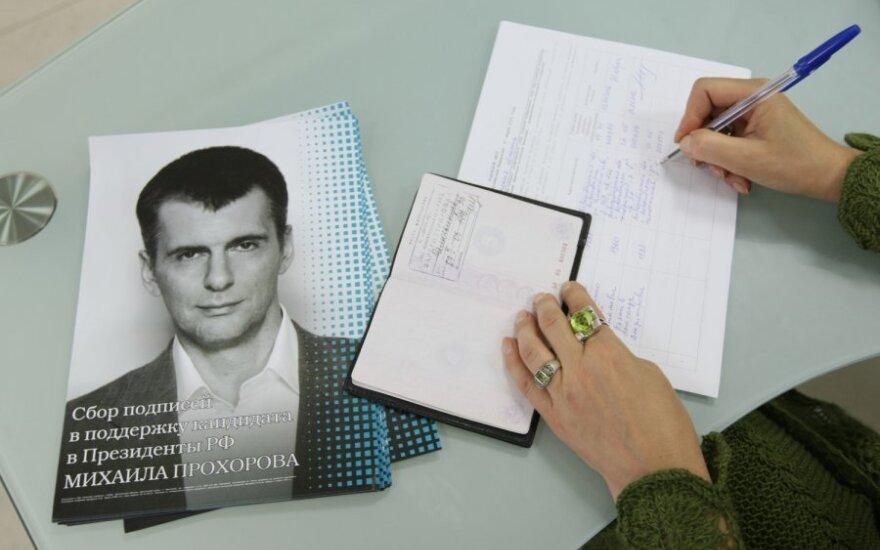 Michailas Prochorovas