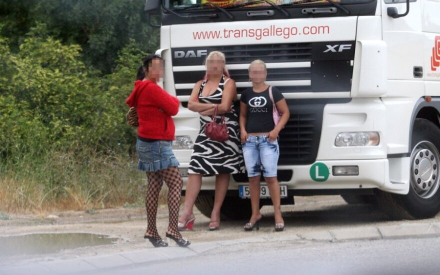 Na polskich drogach co trzecia prostytutka jest nosicielką HIV?