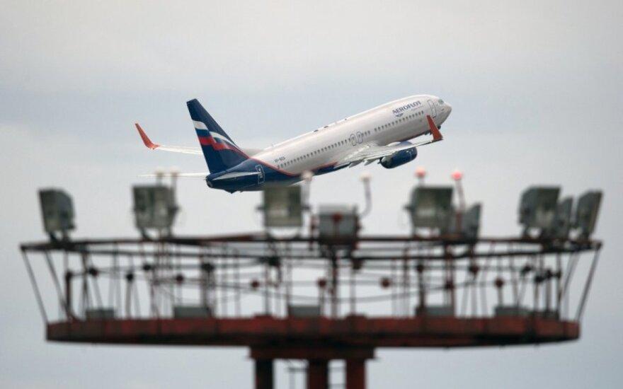 Украина оштрафовала российские авиакомпании за полеты в Крым