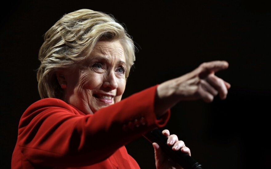 За что так ненавидят Хиллари Клинтон?