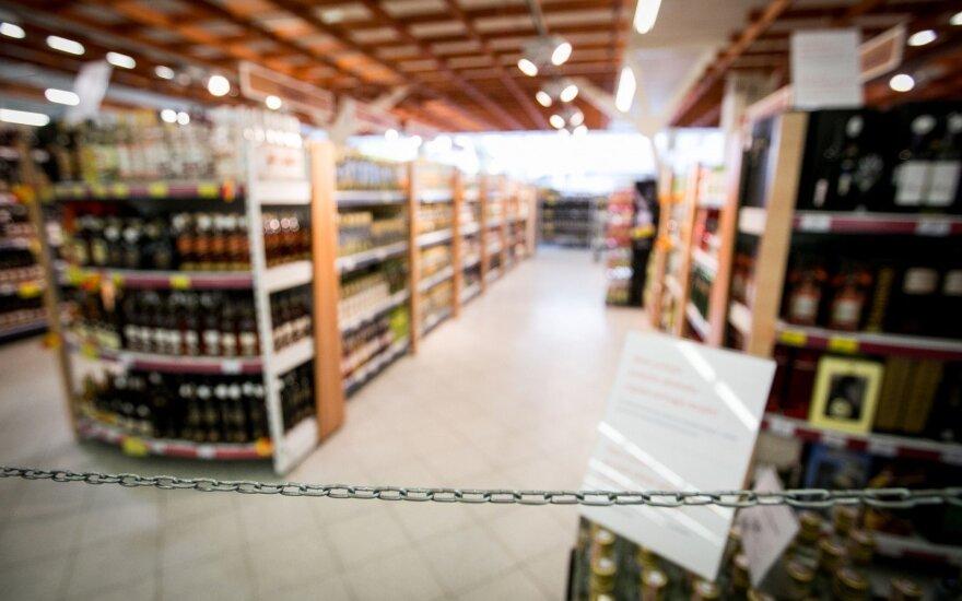 Появятся ли в Литве специализированные алкогольные магазины? При одном условии