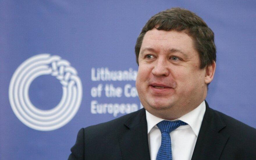 Вице-министром иностранных дел назначается Кароблис