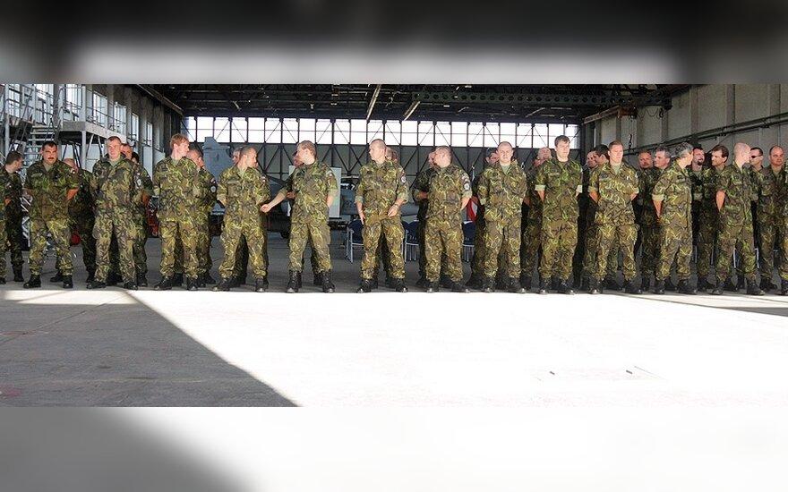Немецкие солдаты будут участвовать в двух учениях на территории Украины