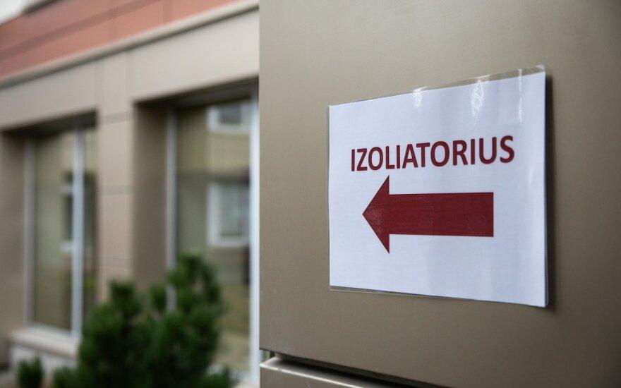 Локальный карантин в Литве введут еще в 12 муниципалитетах
