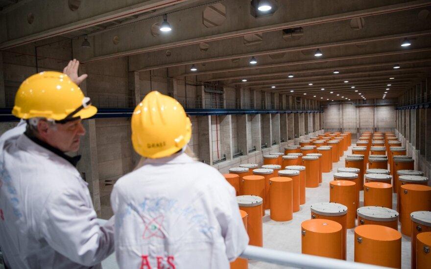 Наблюдатели: повышения радиоактивного излучения в Литве не было