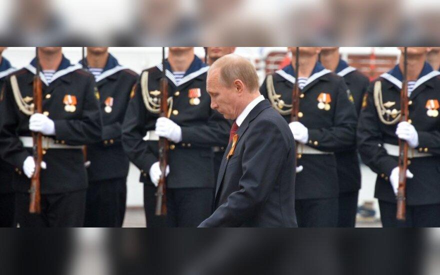 Олег Кашин: главный потребитель пропаганды - Путин и его окружение