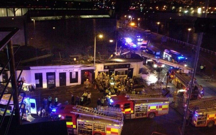 Nelaimė Škotijos bare The Clutha