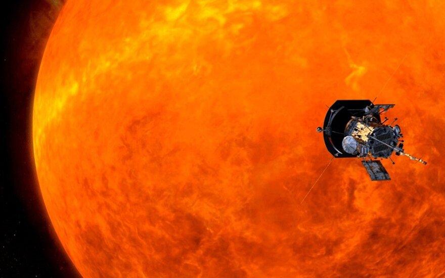 Миссия НАСА отправилась прямо к Солнцу