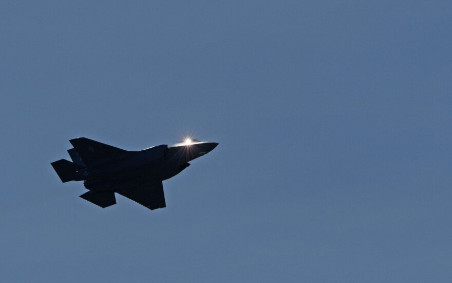 """""""Это не игрушка"""": Израиль заявил о первом боевом применении истребителя F-35"""
