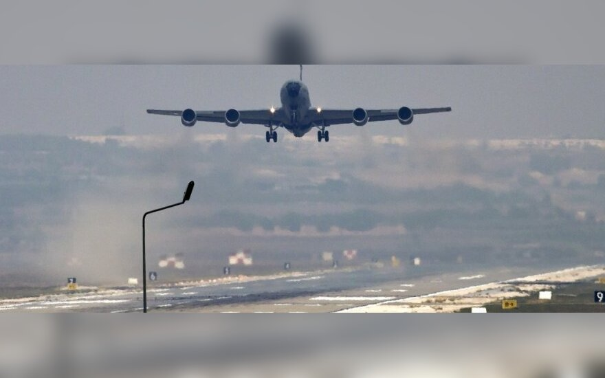 """После катастрофы малазийского """"Боинга"""" в воздушном пространстве Литвы стало больше полетов"""