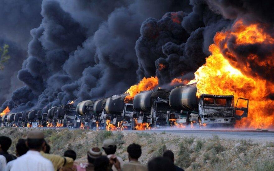 Rewolucja naftowa właśnie się zaczęła