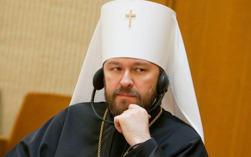 Митрополит Иларион не рекомендует прихожанам переходить на боярышник