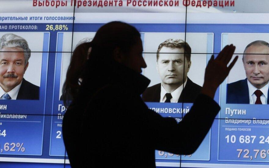 Пять главных вещей о выборах президента России