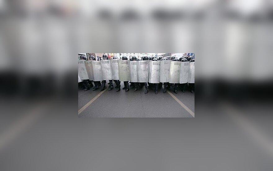 """Милиция разгонит гей-парад в день финала """"Евровидения"""""""