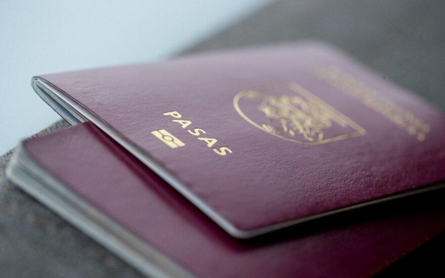 Как избежать очередей при смене документов в Литве