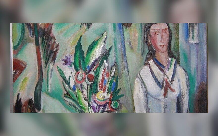 Iš Onkologijos centro pavogti paveikslai