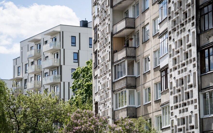 В этом году налог на недвижимость заплатят в три раза больше жителей Литвы