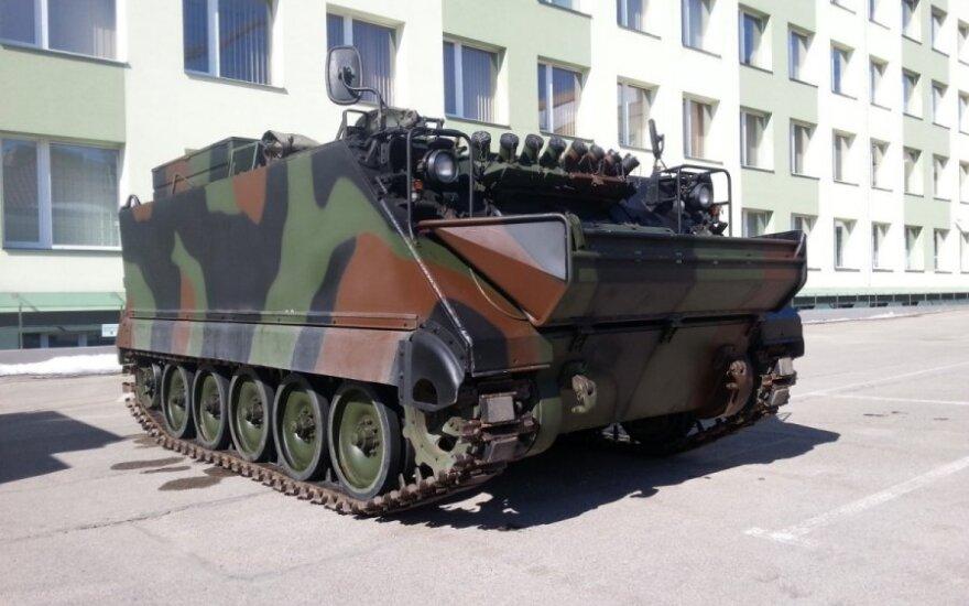 Izraelska spółka dokona modernizacji litewskich moździerzy