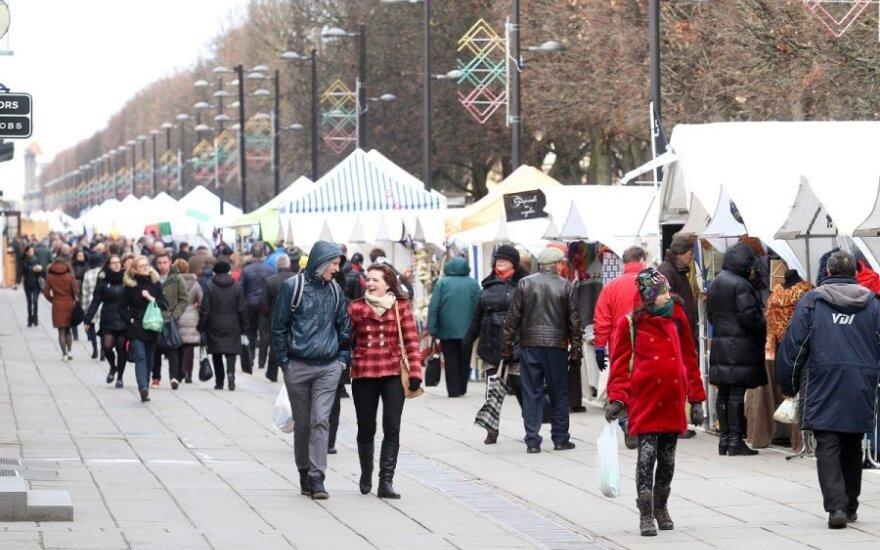 Скоро в Вильнюсе пройдет ярмарка Казюкаса