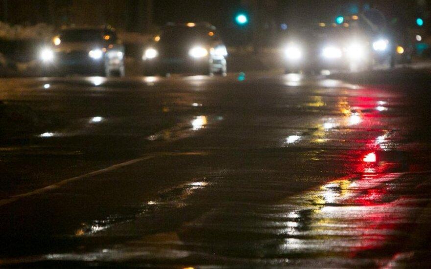 Водителей предупреждают – на дорогах гололед