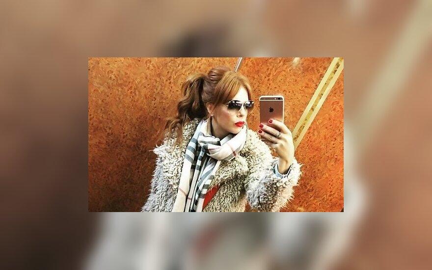 ФОТО: Анастасия Стоцкая показала свои зимние наряды