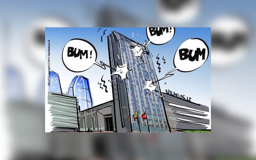 Экономисты: Вильнюс может обанкротиться
