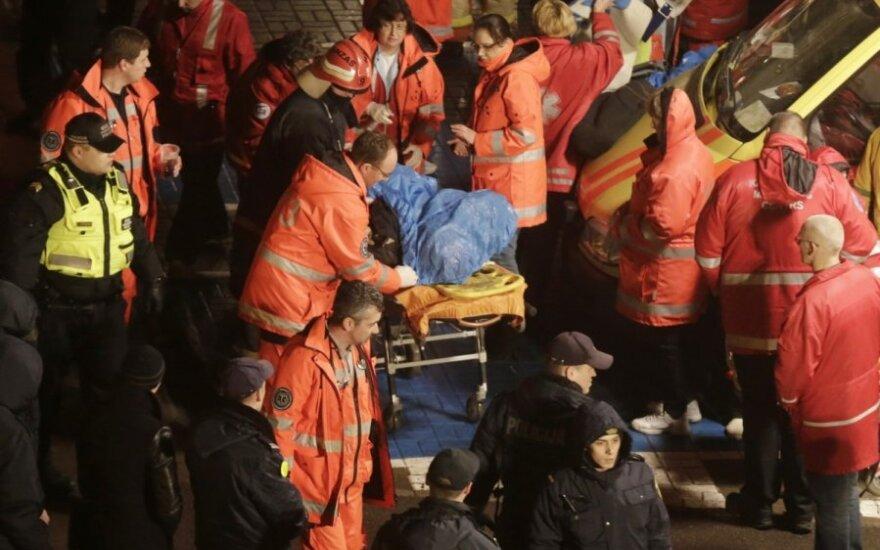 Рига: спасательные работы закончились, новых погибших не найдено