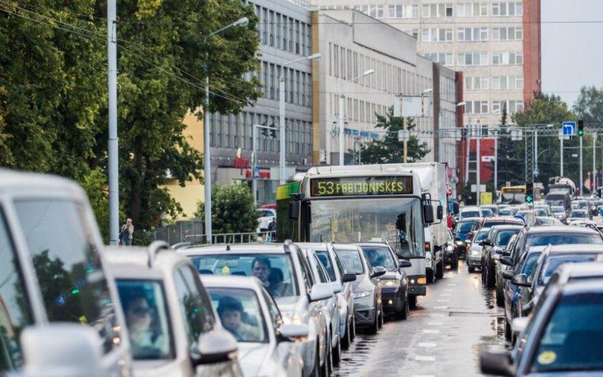 Предлагают новинку, способную разгрузить улицы Вильнюса