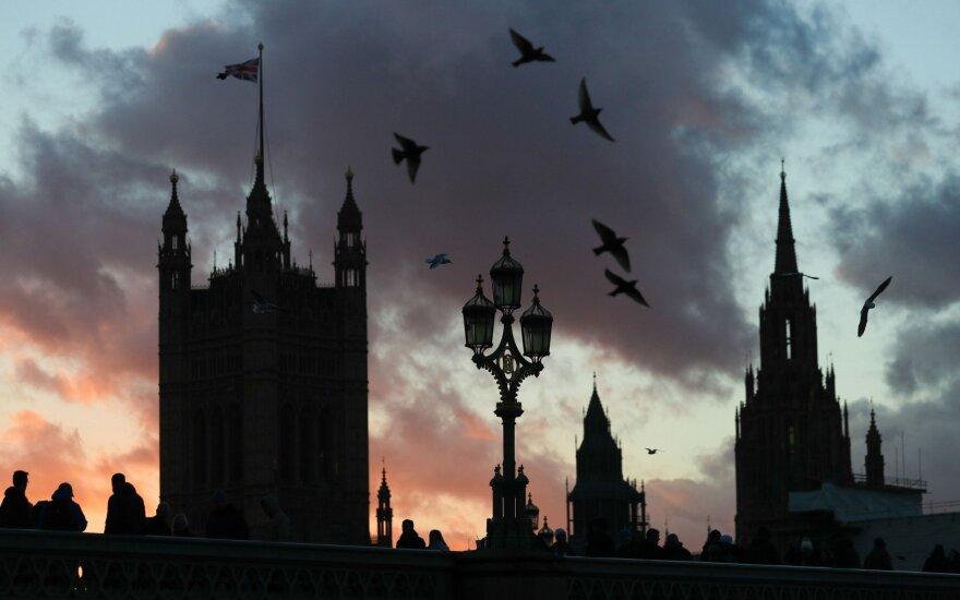 В Лондоне задержан неизвестный, врезавшийся в машину посла Украины