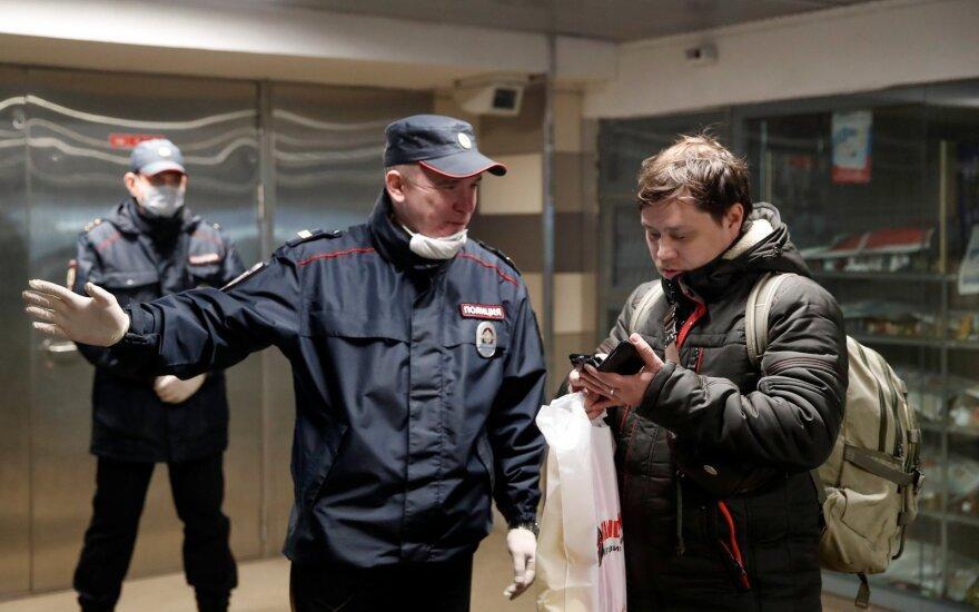 Действие системы пропусков в Москве продлено до 1 мая