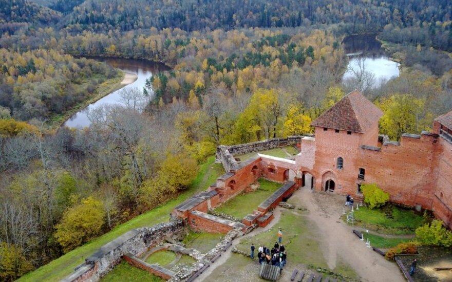 Sigulda, Latvija, DELFI skaitytojos Ingos nuotr.
