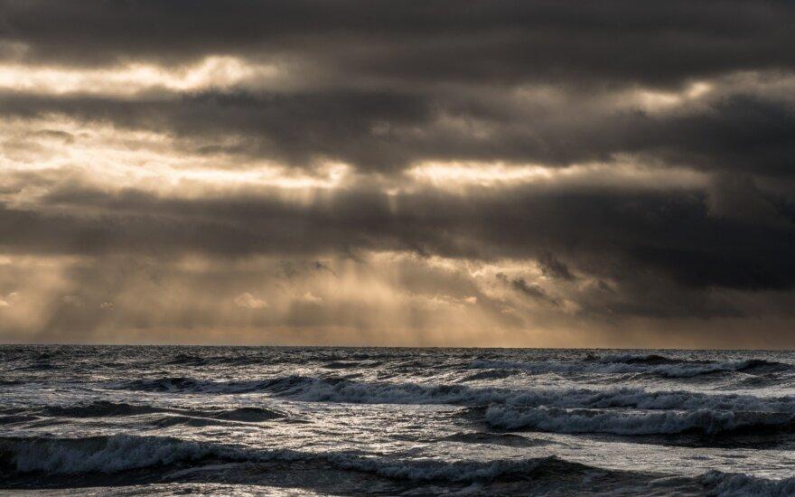 В Черном море потерпело крушение грузовое судно