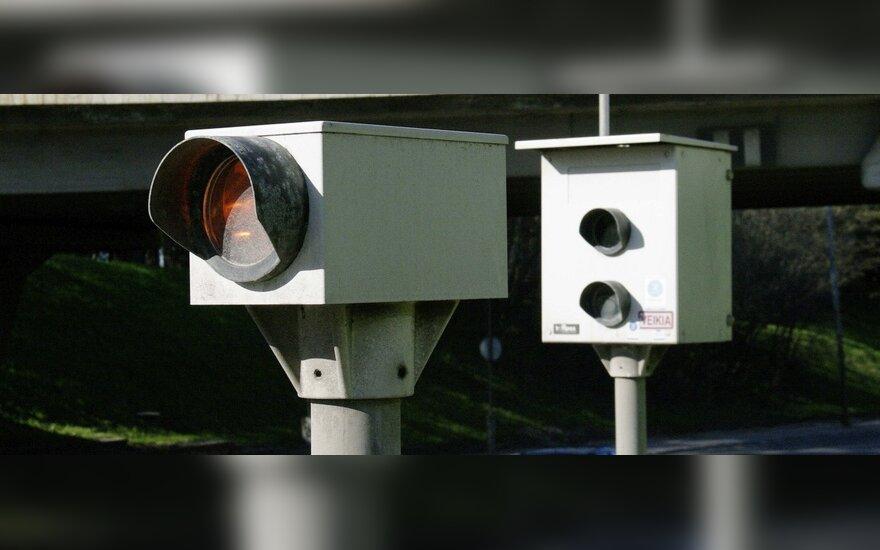 Измерители скорости в день фиксируют около 500 нарушителей