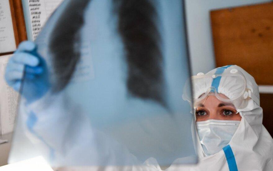 В России за сутки зафиксировали более 10,5 тысяч новых случаев коронавируса