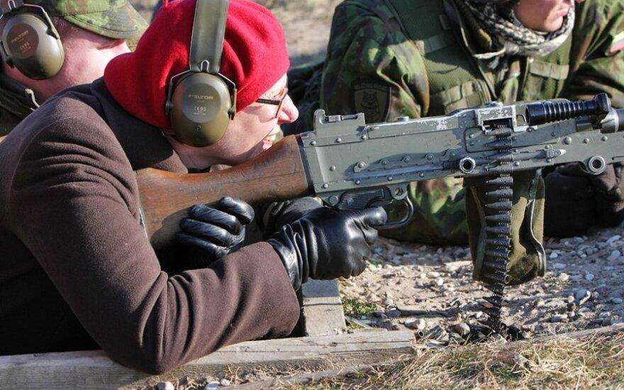 Дерси: Вашингтон урезает расходы на оборону, поэтому помогать Литве будет сложнее