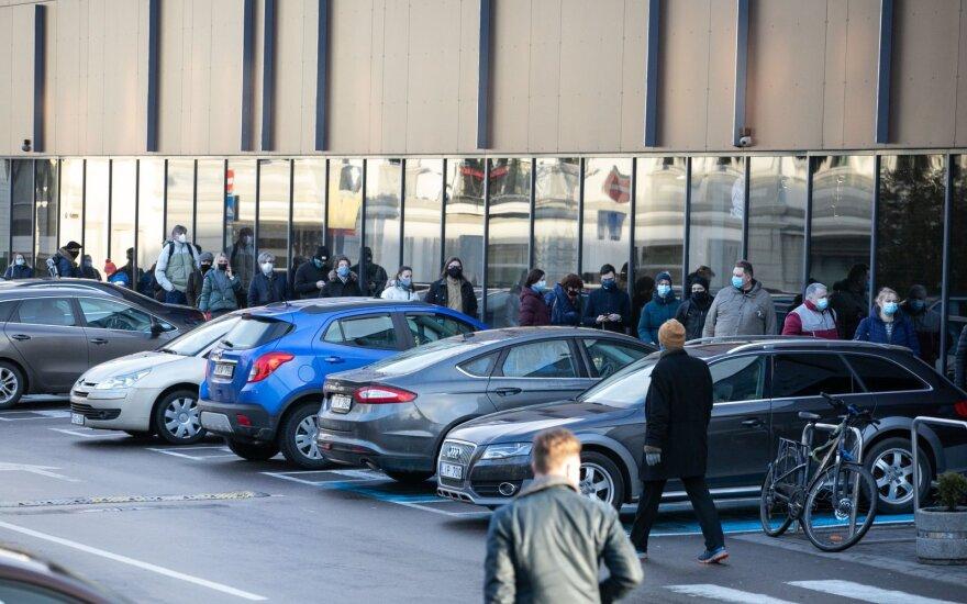 Премьер-министр Литвы: все магазины планируют открыть 12 апреля