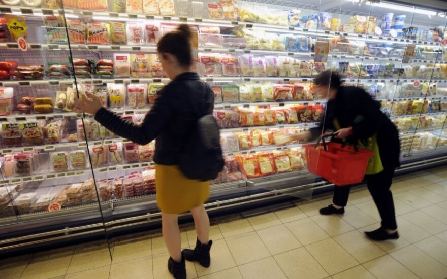 В России кризис изменил вкус и качество продуктов