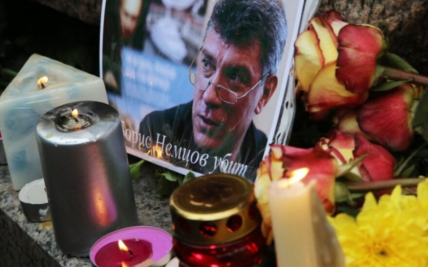 Boriso Nemcovo atminimas