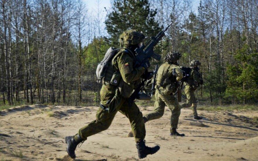 Dowództwo krajów bałtyckich prosi NATO o brygadę w regionie