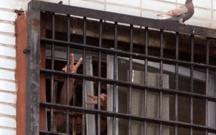 Kalėjimas Baltarusijoje