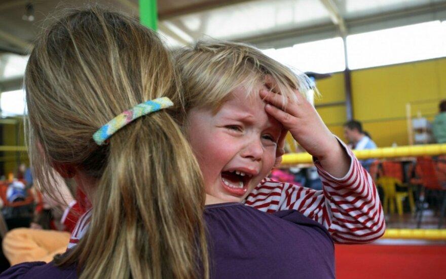 В Шотландии законодательно запретили шлепать детей