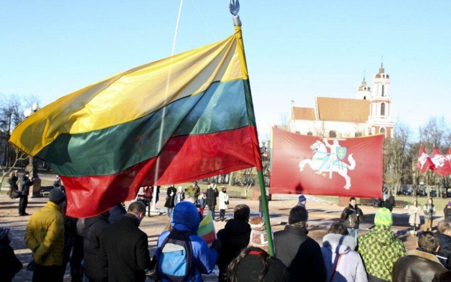 Литва отмечает День восстановления государства