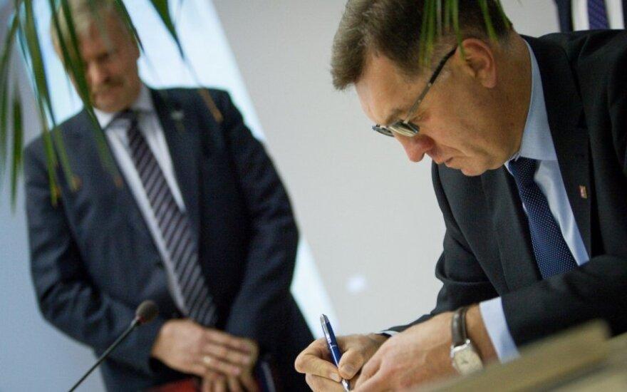 Премьер Литвы: выводы по Висагинской АЭС будут в феврале следующего года