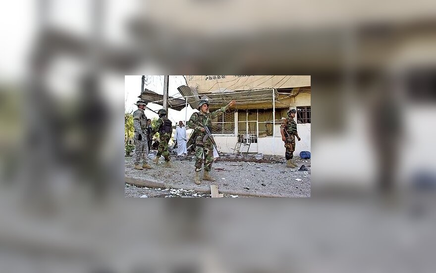 Число жертв теракта близ Киркука растет - 72 погибших