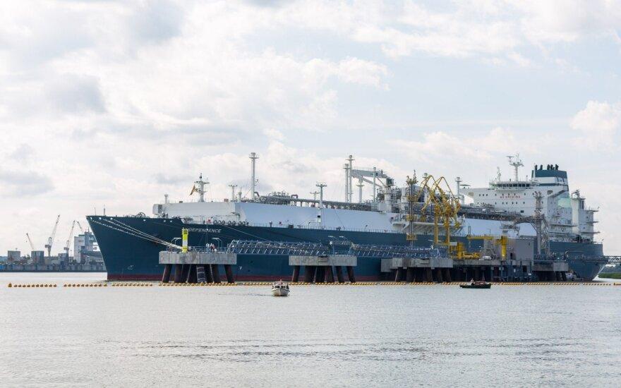 Комиссия правительства Литвы: судно-хранилище СПГ будут выкупать